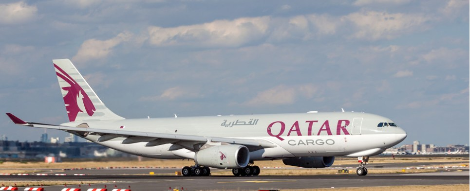 Qatar Airways' expansion of capacity at Doha hub will allow the air carrier to handle more shipments of export cargo and import cargo in international trade.