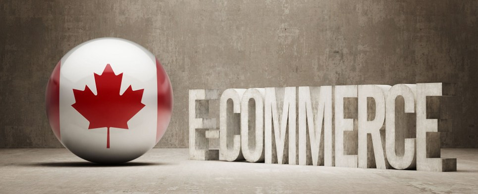 Canadian ecommerce trends may mean fewer shipments of export cargo and import cargo in international trade.