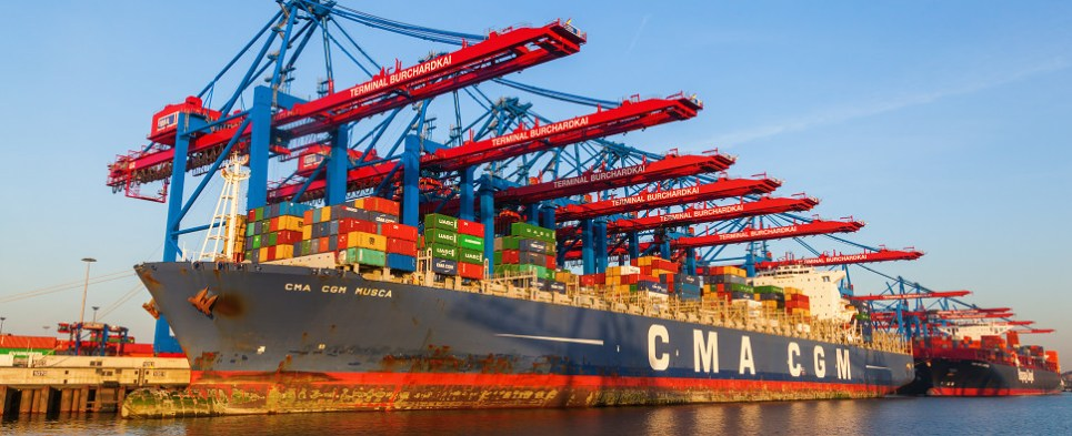 CMA-NOL combination would create a container carrier which could handle m ore shipments of export cargo and import cargo in international trade.