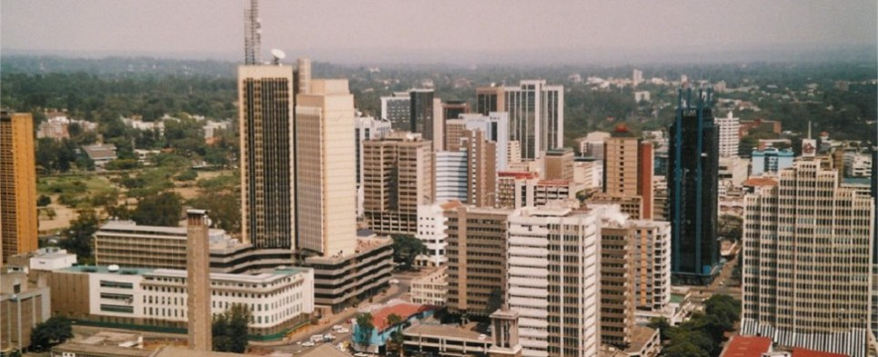 New Nairobi office marls third for Boyden in Africa.