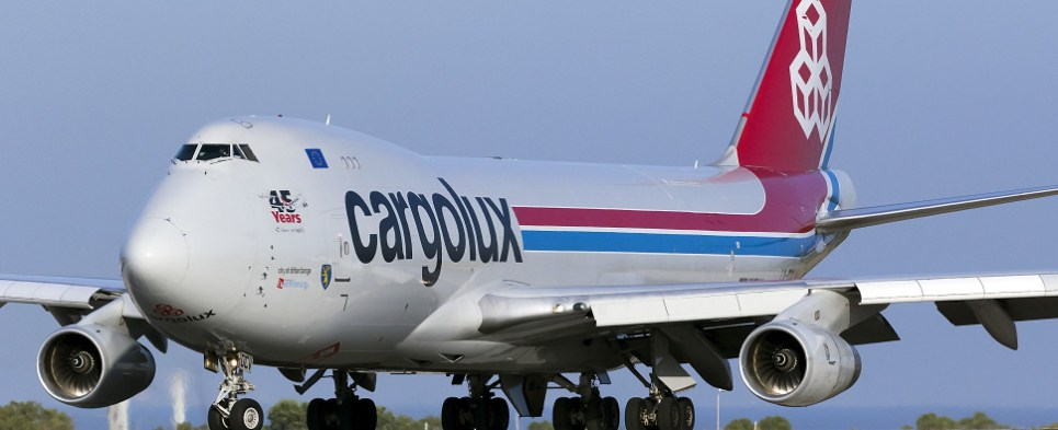 With strike averted, Cargolux will ocntinue to carry shipment sof export cargo and import cargo in international trade.