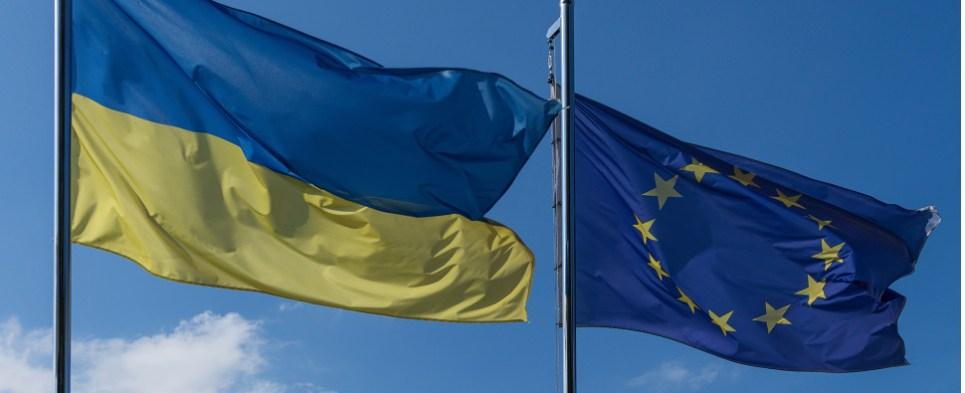 Trade Part Of Eu Ukraine Association Agreement Operational As Of