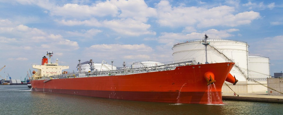 Lifting of U.S. oil export ban means more shipments of export cargo and import cargo in international trade.