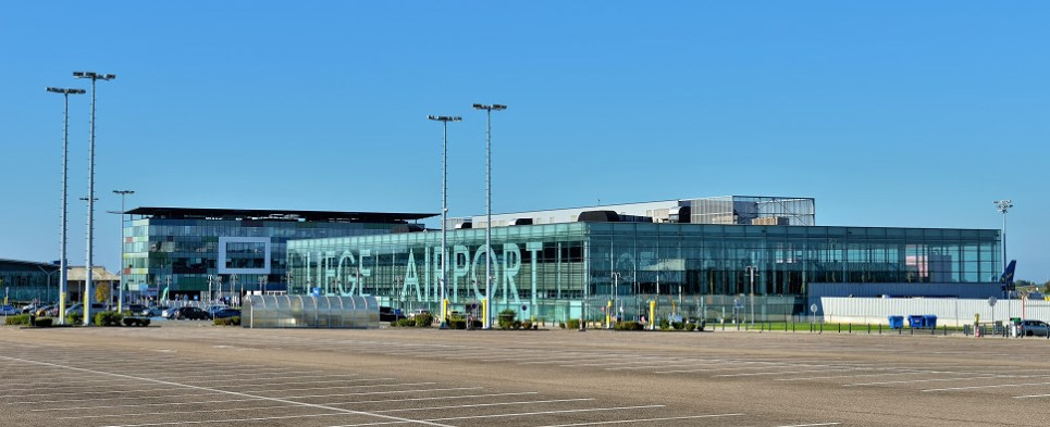 Liege Airport handled more shipments of export cargo and import cargo in international trade in 2015.
