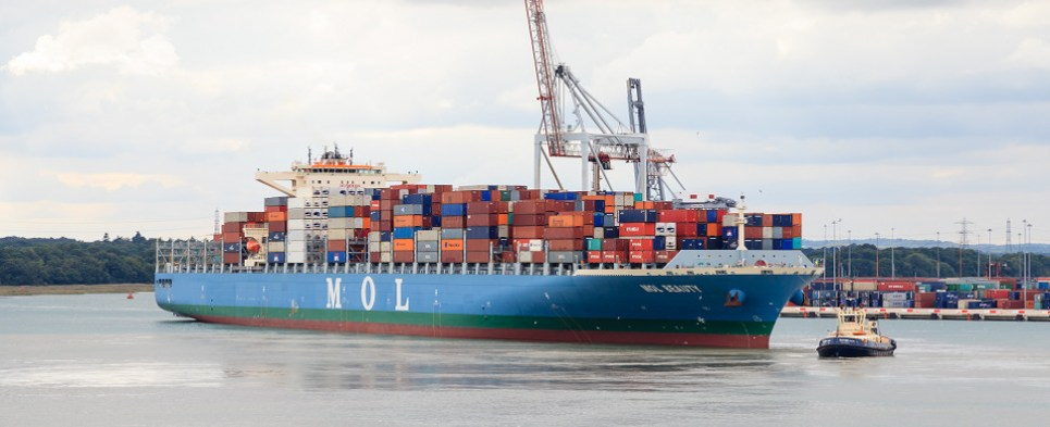 In 2016, MOL wants to carry more shipments of export cargo and import cargo in international trade.