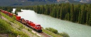 NAFTA Rail Ties