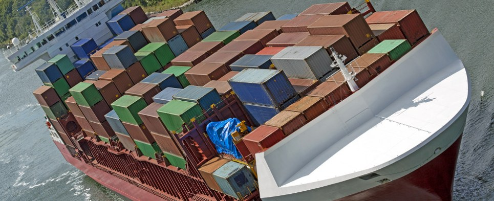 Ocean carriers have been carrying fewer shipments of export cargo and import cargo in Asia to Europe trade.
