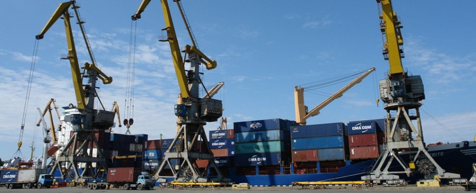 New Black Sea port will handle shipments of export cargo and import cargo in international trade.