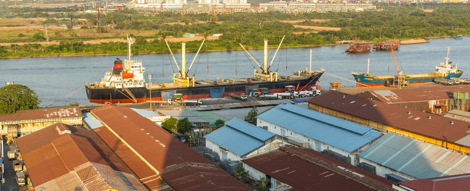 Adding capacity in Vietnam allows Damco to handle more shipments of export cargo and import cargo in international trade.