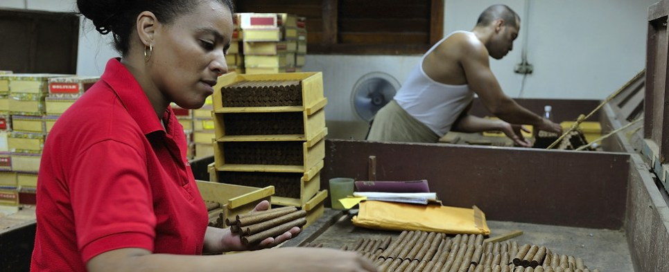 Developing ties with Cuba will mean more shipments of export cargo and import cargo in international trade, says the National Association of Manufacturers.