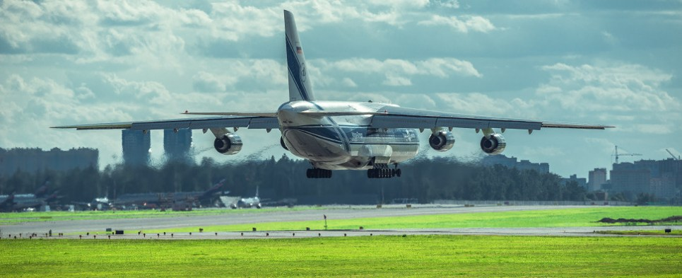 Agreement between Volga-Dnepr Group and Sheremetyevo Airport to handle more shipments of export cargo and import cargo in international trade.
