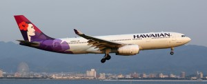 Hawaiian Airlines Flew Green on Earth Day