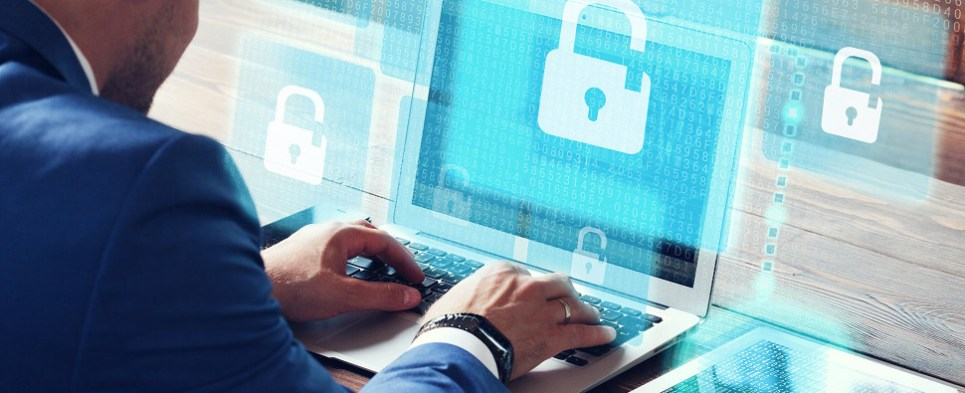 Security considerations play a role when considering cloud based applications that manage shipments of export cargo and import cargo in international trade.