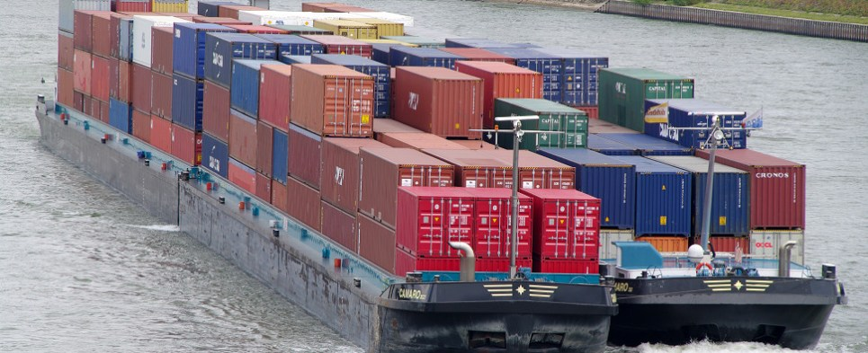 US Department of Transportation designates marine highway routes for shipments of export cargo and import cargo in international trade.