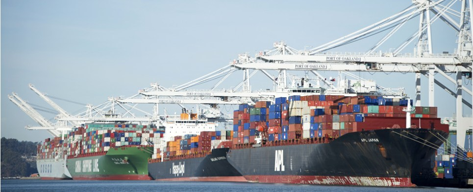 New ocean shipping alliance will carry more shipments of export cargo and import cargo in international trade.