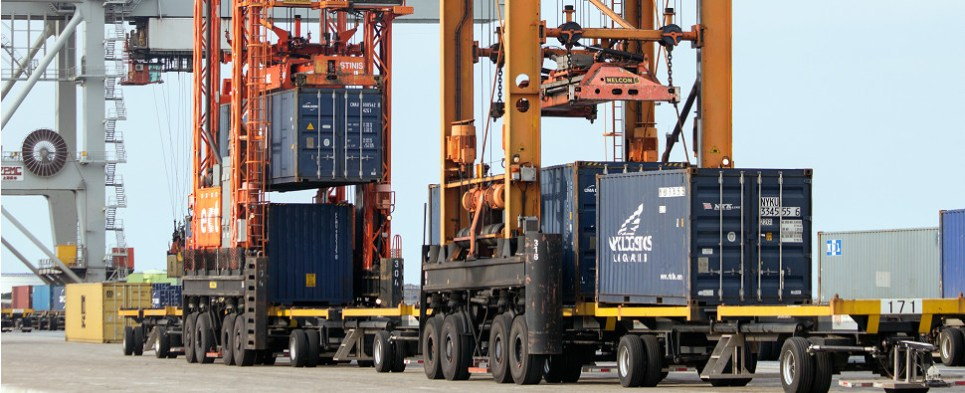 Planned capacity will be sufficient to handle future shipments of export cargo and import cargo in international trade, according to OECD report.