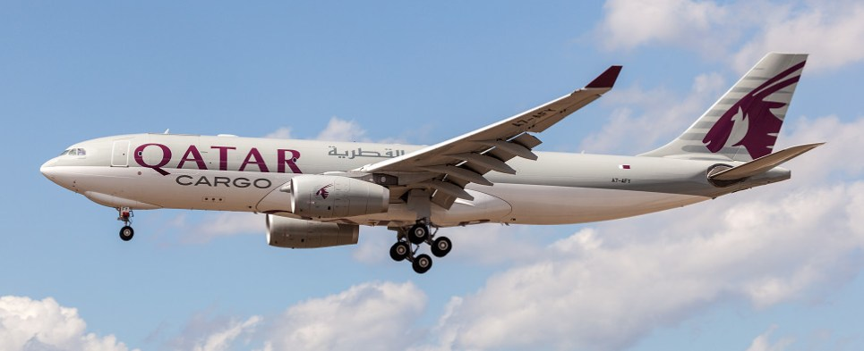 qatar airways cargo reveals strategy to become major. Black Bedroom Furniture Sets. Home Design Ideas