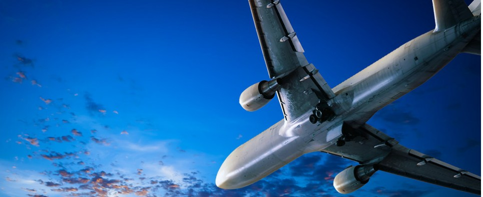 Air cargo shipments of export cargo and import cargo in international trade grew in April.