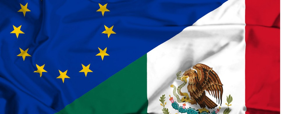 Updated EU-Mexico Global Agreement will cover shipments of export cargo and import cargo in international trade.