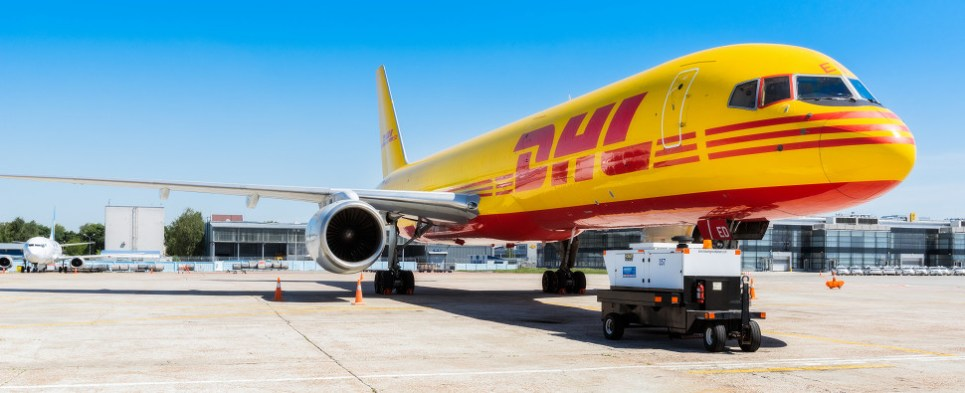 DHL expansion will allow it to carry more shipments of export cargo and import cargo in international trade.
