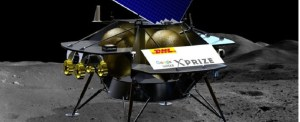 Partners Developing Lunar Delivery Service