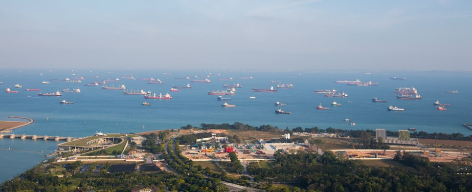 Conflict in South China Sea could have a big impact on shipments of export cargo and import cargo in international trade.