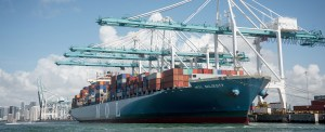 First Big Ship to Transit Expanded Panama Canal Arrives at PortMiami