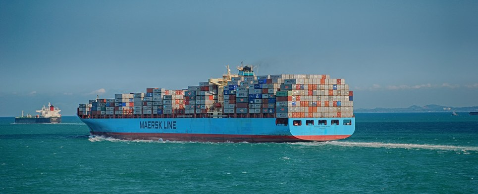 Changes to Maersk services will allow carier to provide faster service for shipments of export cargo and import cargo in international trade.