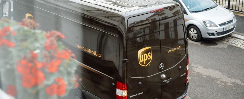 UPS building new facility in france to process shipments of export cargo and import cargo in international trade.