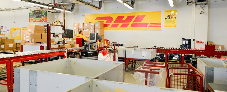 DHL helps Southco with shipments of export cargo and import cargo in international trade.