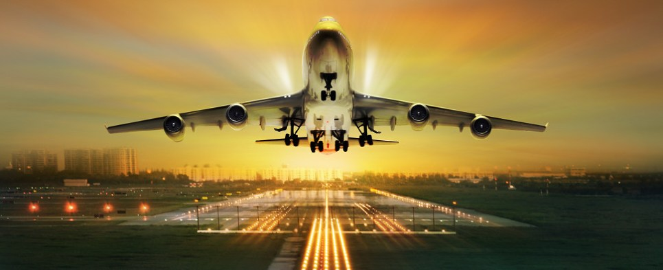Air moves 35 percent of shipments of export cargo and import cargo in international trade by value.