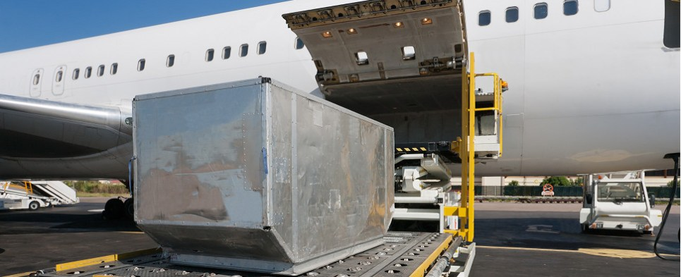 Air cargo saw more shipments of export cargo and import cargo in international trade in June.