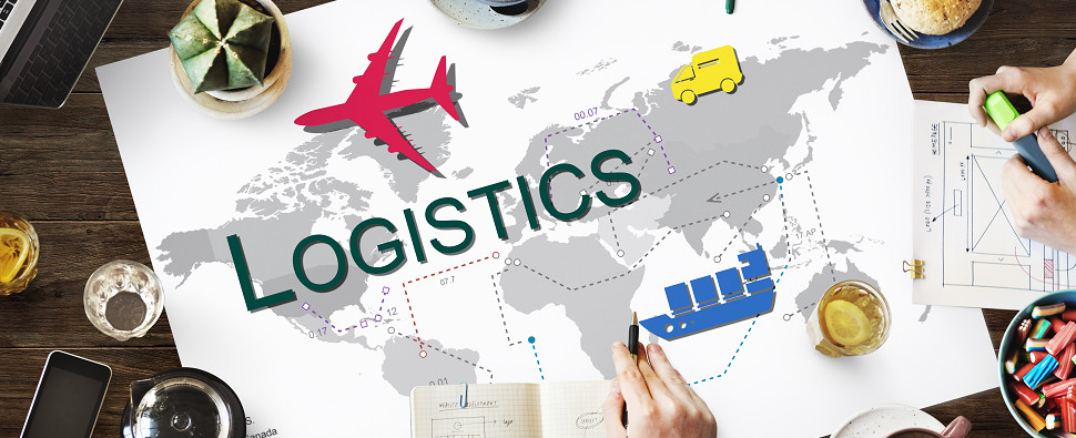 Assess your supply chain of shipments of export cargo and import cargo in international trade.