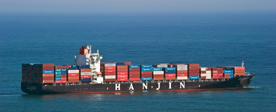 Two ports are now accepting Hanjin shipments of export cargo and import cargo in international trade.