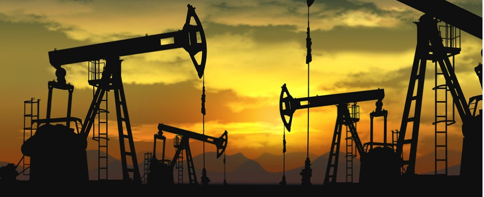 Low oil prices have depressed some shipments of export cargo and import cargo in international trade.