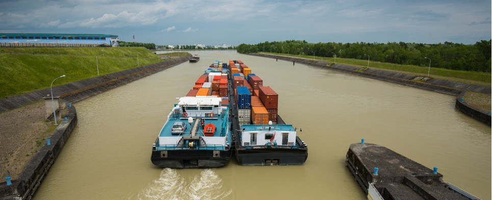 MARAD grants help projects that carry shipments of export cargo and import cargo in international trade.