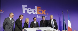 FedEx Express Expands Paris Distribution Hub