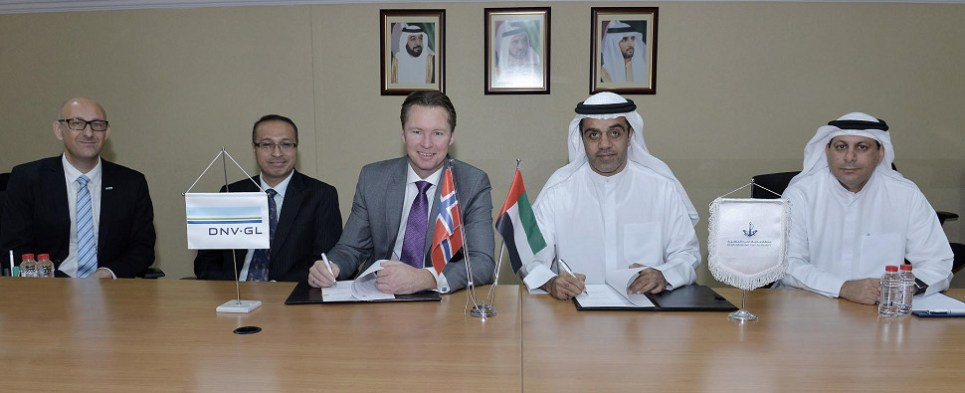 Dubai Maritime City Authority Signs Maritime Cooperation