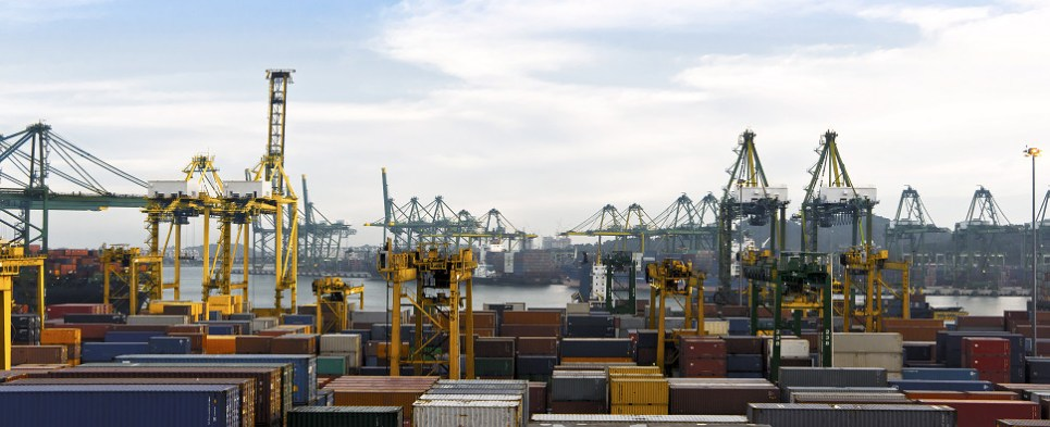 Better supply chain information would improve DOT programs relating to shipments of export cargo and import cargo in international trade.
