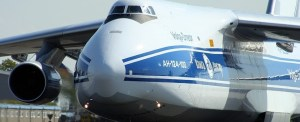 Volga-Dnepr Airlines Delivers Gold Mining Crusher