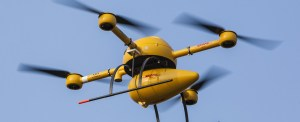 DHL to Test Mobile Apps on Drones
