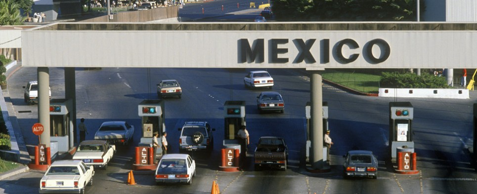 Trump's policies will impact US-Mexico shipments of export cargo and import cargo in international trade.