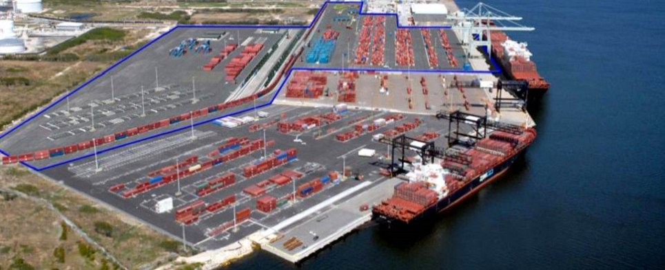 Port Tampa Bay is expanding berthing areas to handle more shipments of export cargo and import cargo in international trade.