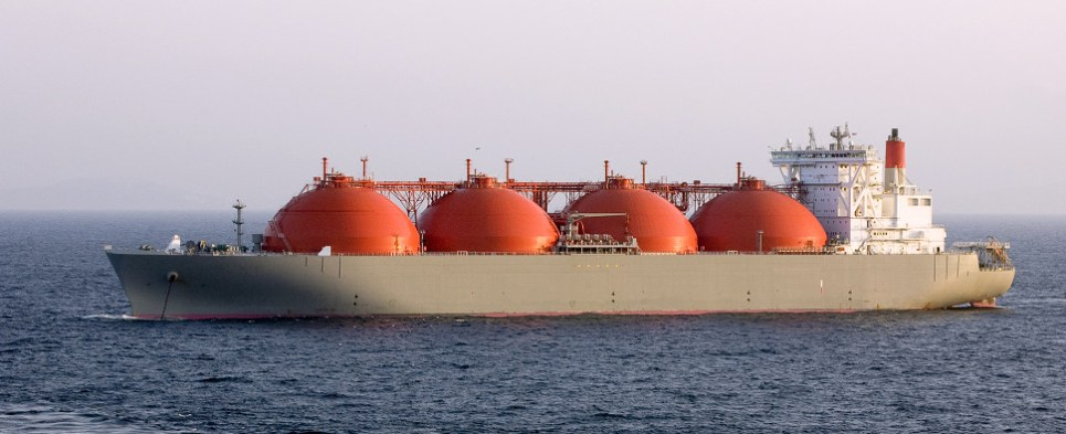 New requirements for gas-fuled ships carrying shipments of export cargo and import cargo in international trade.