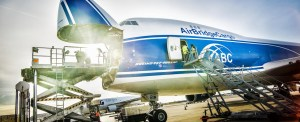 AirBridgeCargo: 1,000-Flight Milestone in Amsterdam and Frankfurt