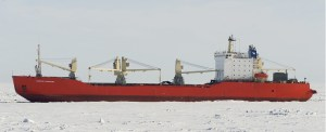 A First for Arctic Shipping