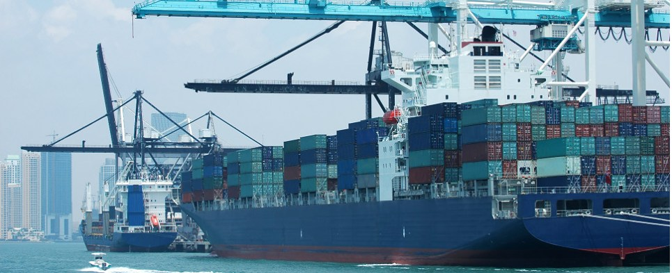 FMC approves discussion group of two Miami cotnainer tmerinals that handle shipments of export cargo and import cargo in international trade.