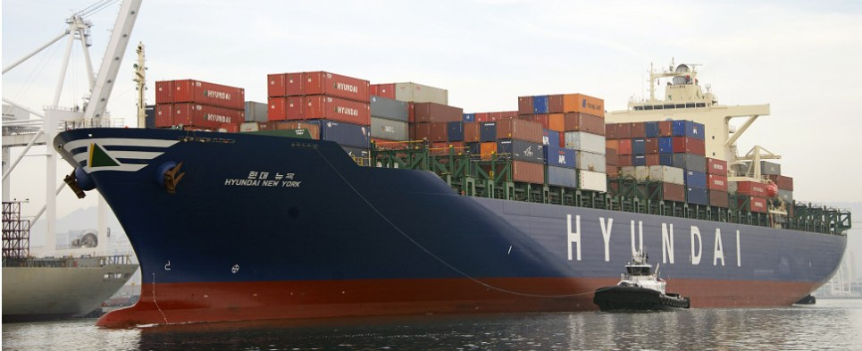 Korean government programs to keep ocean shipping companies afloat to carry shipments of export cargo and import cargo in international trade.