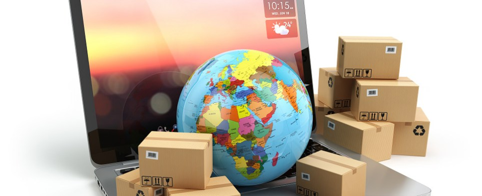 International ecommerce a growth opportunity for shipments of export cargo and import cargo in international trade.