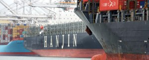 Maher Terminals Cleared to Sell Hanjin Containers
